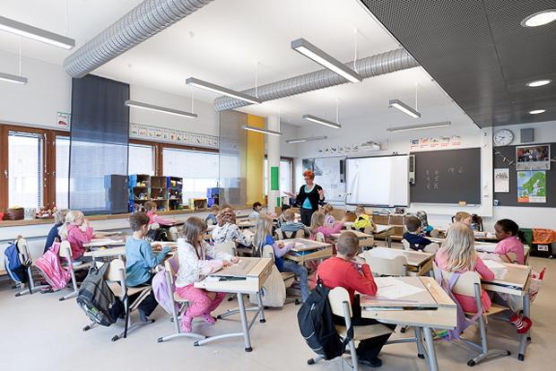 l'école à la finlandaise