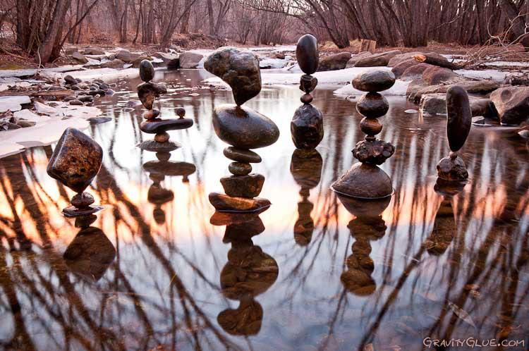 Les fascinantes compositions de pierres de Michael Grab - Kaizen