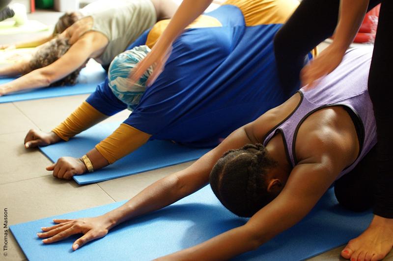 yoga solidaire Kaizen 1