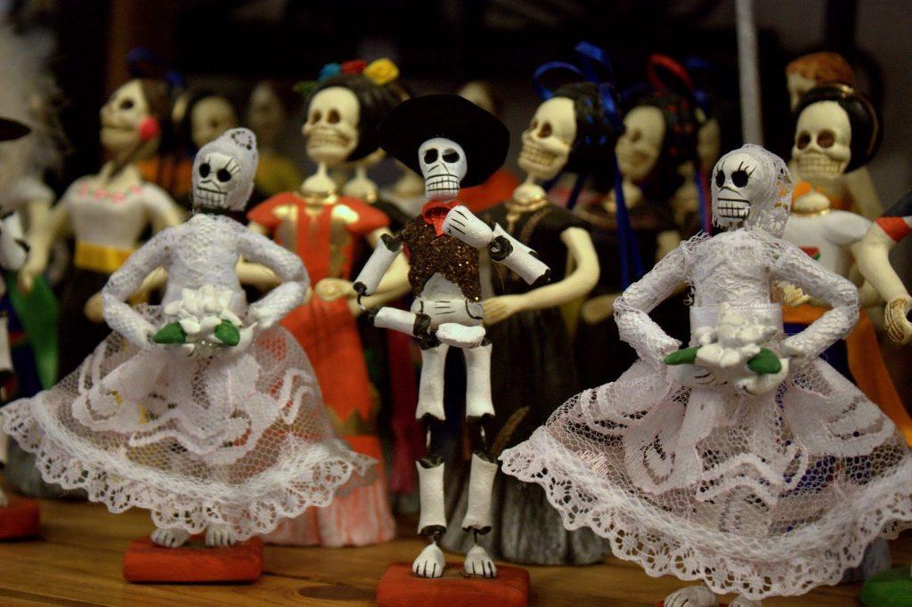 La mort vue par le Mexique