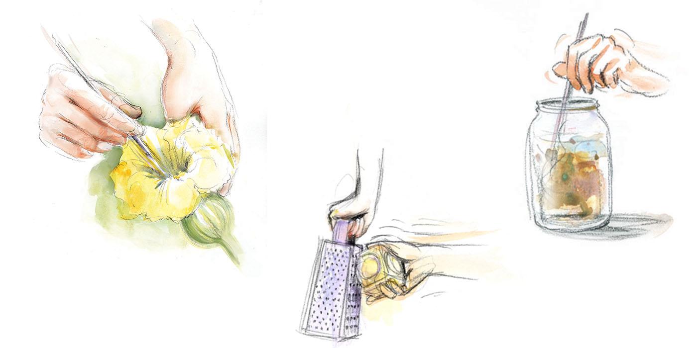 Compil illustration